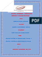 Delitos contra la tranquilidad pública y delitos contra la aminitracion publica actividad 13.docx