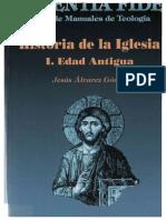25 Alvarez G�mez, Jesus - Historia de la Iglesia I - Antigua.pdf
