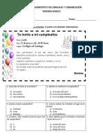 prueba diagnostico lenguaje tercero.docx