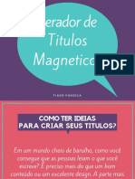 TITULOS-MAGNETICOS