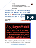 #13 of Sixteen Questions You Must Ask Oil & Gas