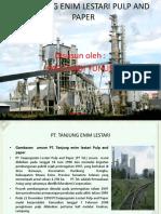 Ppt proses produksi PT TeL
