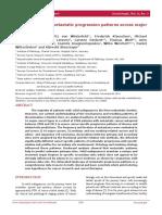 metastatis oncotarget