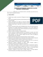 Estandar PdR 001-A (Aprobado)