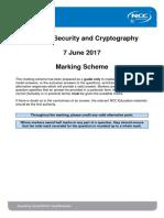 NSC June 2017 Marking Scheme - FINAL