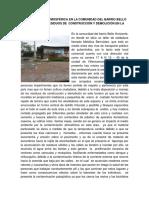 CONTAMINACIÓN ATMOSFÉRICA EN LA COMUNIDAD DEL BARRIO BELLO HORIZONTE  POR RESIDUOS DE  CONSTRUCCIÓN Y DEMOLICIÓN EN LA VIA.docx