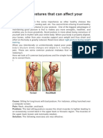 Top 5 bad postures that can affect your health.docx