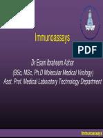 Immuno as Say