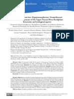 Aquino Et Al., 2011 - Fitoplâncton de Uma Lagoa de Estabilização No Nordeste Do Brasil