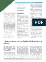 Music, memory and mechanisms in Alzheimer's disease..pdf