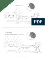 el dia y la noche