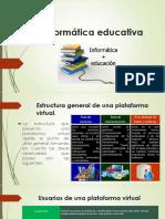 La Informática Educativa