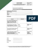 ANT11A Formulario de Declaracion Condicion PEC