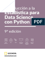KSchool 9ed Introduccion a La Estadistica Para DataScience Madrid