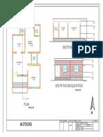 Autocad building design