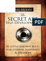 The Secret Art of Self-Development - R16844525