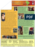 From The Pate's Jan - March 2019 Newsletter
