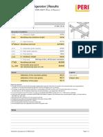 PERI MULTIFLEX Configurator Results (4)