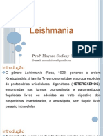 Leishmania Parasitologia