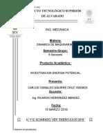 Inv. Energia Potencial Oswaldo Aguirre