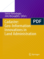 Tahsin Yomralioglu, John McLaughlin (eds.) - Cadastre_ Geo-Information Innovations in Land Administration (2017, Springer International Publishing).pdf