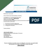 MENSAJE DE LA UNIVERDAD BAUTISTA.docx