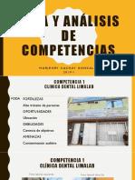 Foda y Análisis de Competencias