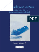 Emma Wagstaff - Provisionality and the Poem_ Transition in the Work of du Bouchet, Jaccottet and Noel (Faux Titre 278) (2006).pdf