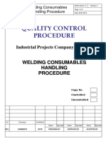 WELDING CONSUMABLES HANDLING PROCEDURE.docx