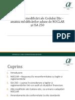 CURS Modificari ale Codului etic.pptx