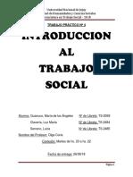 Trabajo Práctico Nº 4 SOCIEDAD DE BENEFICENCIA