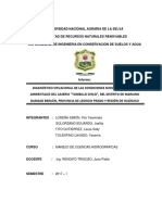 Informe 1. Diagnóstico