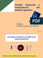 ADN Como Material Genetico