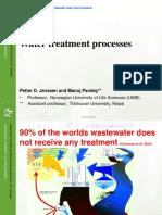 water treatment proccess