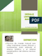 DRENAJE LINFATICO MANUAL FACIAL  (VODDER FOLDI).ppt