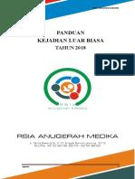 PANDUAN KLB  2018