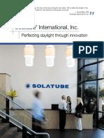 Solatube Company Folio v1.1