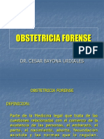 OBSTETRICIA FORENSE