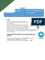 Assignment KF16ES 37