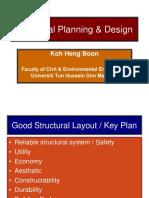 Structural Key Plan 2