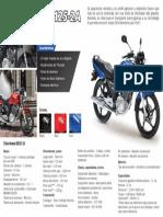 Manual de especificaciones Suzuki en125 2a