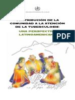 [002164]Contribución de la comunidad a la atención de la tuberculosis
