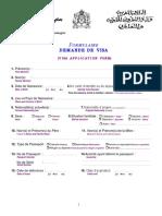 Requisitos Visa Marruecos