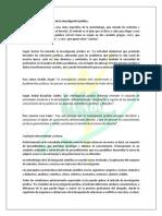Tarea 1. Concepto de Metodología de La Investigación Jurídica.