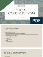 social contstuctivism