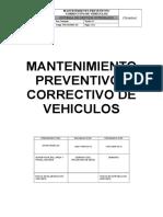 ITM-SIG-PETS 201 Mantenimiento Preventivo Correctivo de Vehiculos.doc