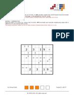 2177 Sudoku Consecutive RS 3-17-04 19