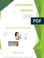 Indice de Calidad Del Agua Dipositivas