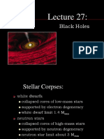 Lecture on Universe Physics