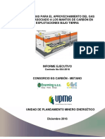 Informe Ejecutivo _eg - Carbon Metano